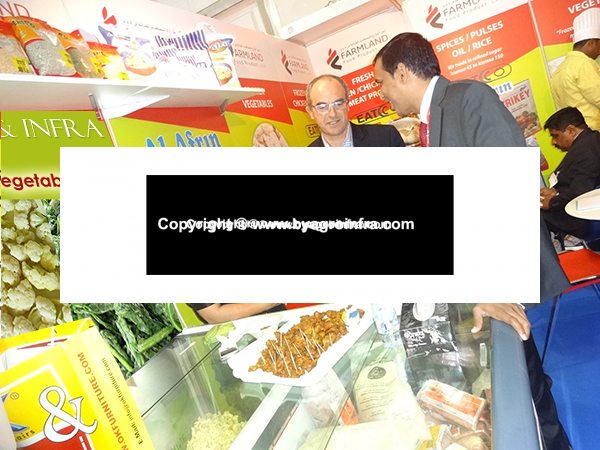 B.Y. Agro & Infra at Gulfood 2015 - Day 1