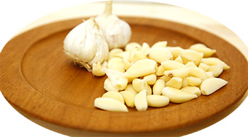 Fresh Pungent Peeled Garlic Cloves for IQF Frozen Garlic